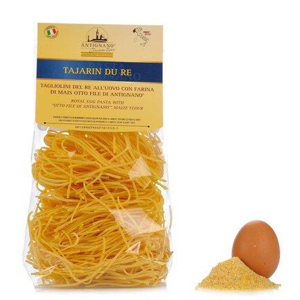 Fettuccine made with Eggs with Mais OttoFile Flour 250g