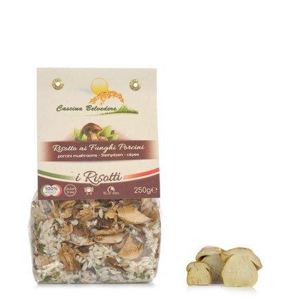 Porcini Mushroom Risotto 250g
