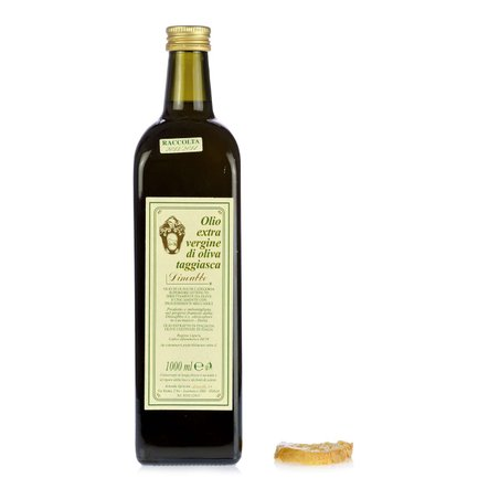 Extra Virgin Taggiasca Olive Oil 1L