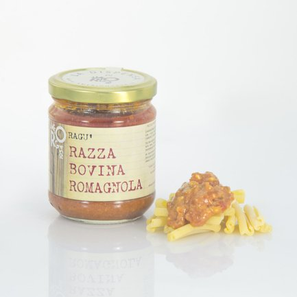 Ragù di Razza Bovina Romagnola 180g