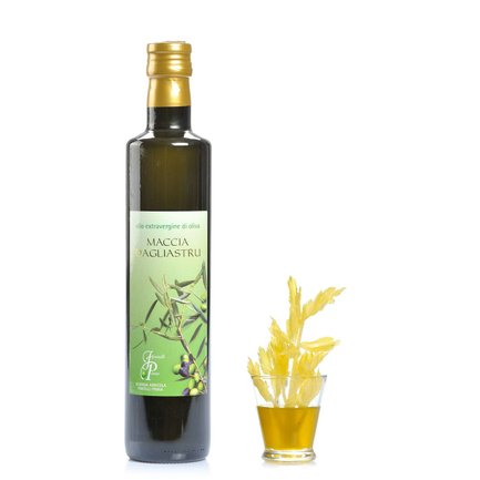 Agliastru Extra Virgin Olive Oil 500ml