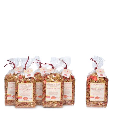 Red Fruit Muesli 350 g 6 pcs