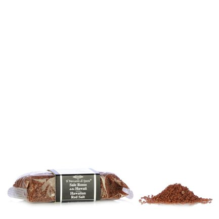 Hawaiian Red Lava Salt  200g