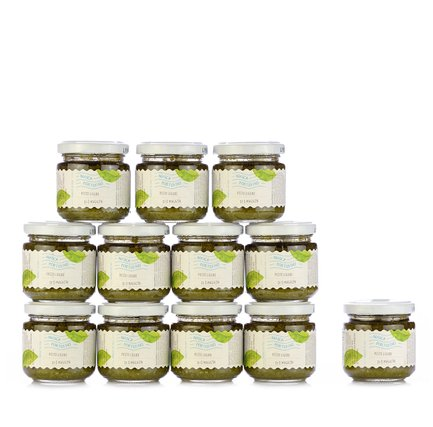 Ö Magazin Ligurian Pesto 80g 12 pcs
