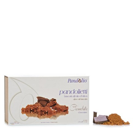 Cocoa Pandolietti Biscuits 170g