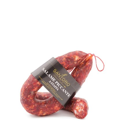 Spicy Salame a Staffa about  400g