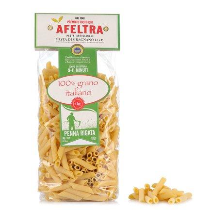 Penne Rigate 100% Italian Wheat  1kg