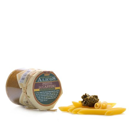 Caper Pesto 180g