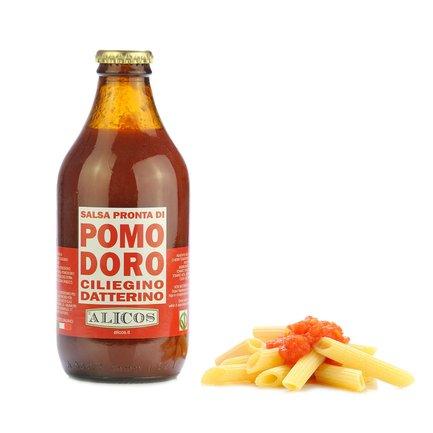 Cherry Tomato and Date Tomato Sauce  330g