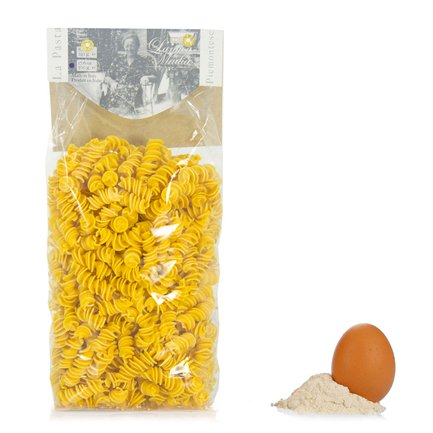 Riccioli made with Eggs 500g