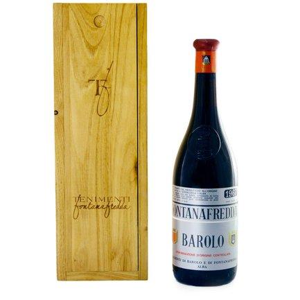 Barolo Riserva Doc 1967 0.75l