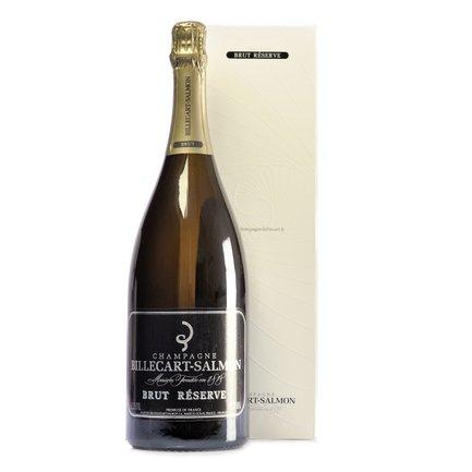 Champagne Brut Réserve Magnum Box pack 1.5l