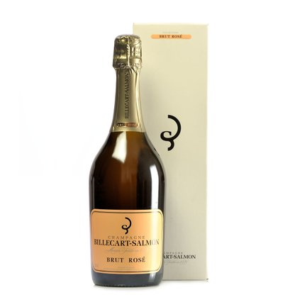 Champagne Brut Rosé Box pack 0.75l