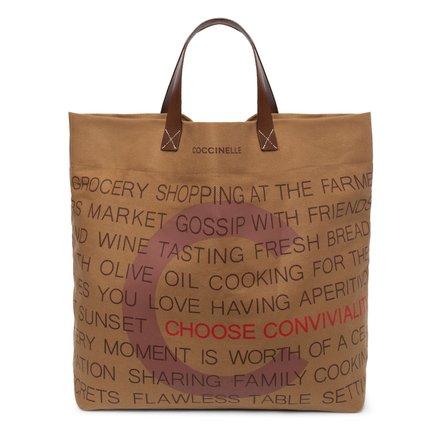 Coccinelle Shopper for Eataly
