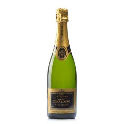 Champagne Cuvée de Réserve 0.75l