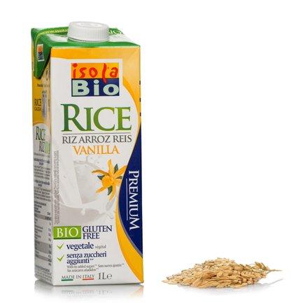 Bevanda di Riso e Vaniglia Bio 1l