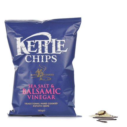 Balsamic Vinegar Crisps