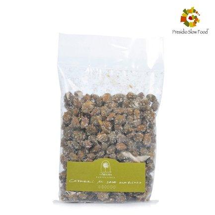 Capers in Sea Salt 200 g