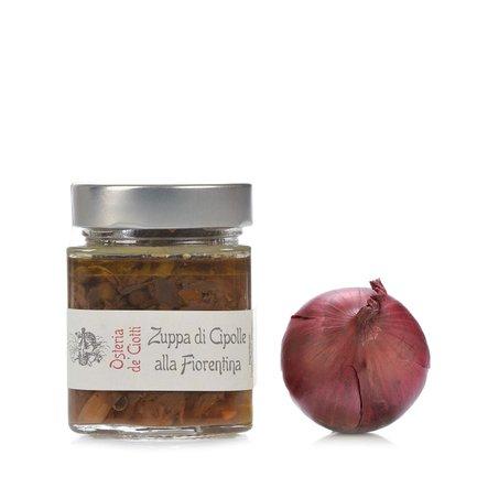 """Fiorentina Style"" Onion Soup  300gr"