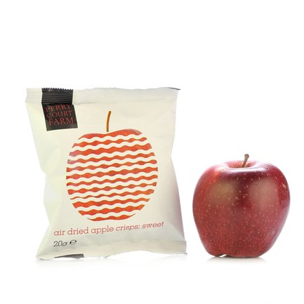 Sweet Apple Crisps 20g