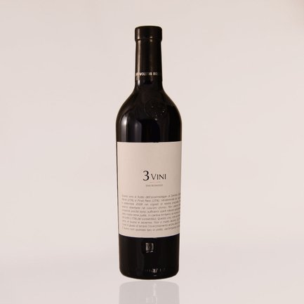 3 Langhe DOC Red wines 0.5l