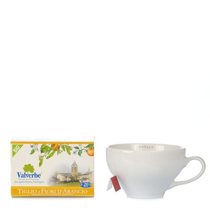 Lime and Orange Tea 20 bags 20g