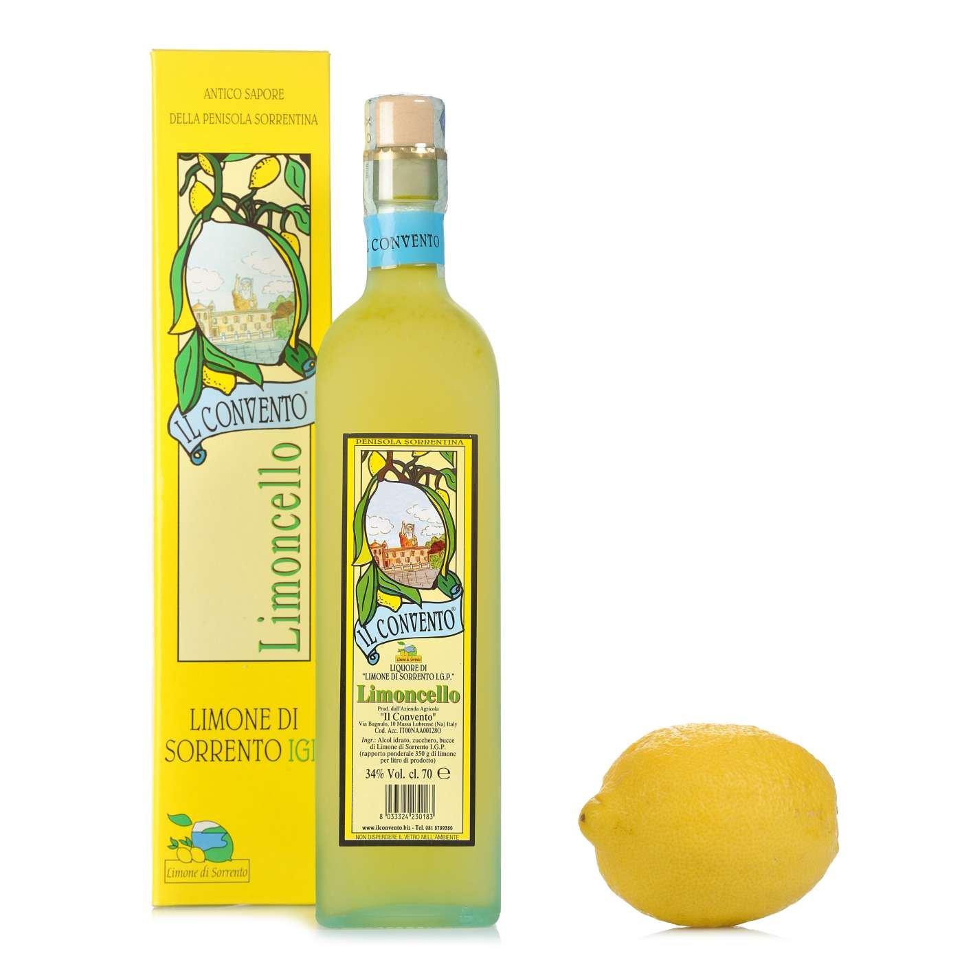 limoncello 0 70l eataly