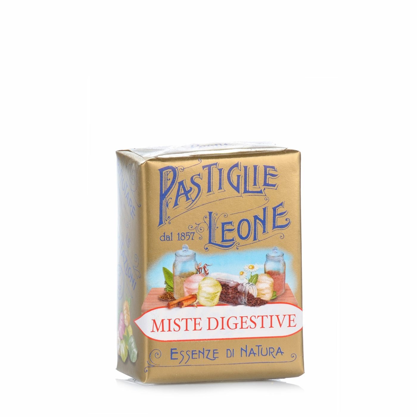 Assorted Digestive Pastilles Leone Eataly