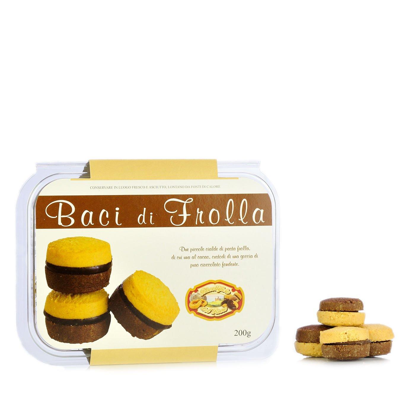 pastry baci di dama by biscottificio roero eataly. Black Bedroom Furniture Sets. Home Design Ideas