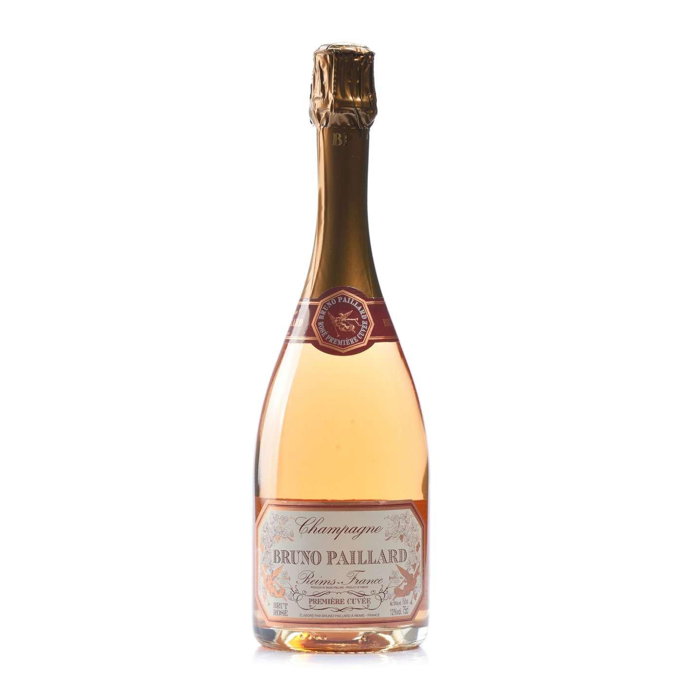 champagne brut rosé bruno paillard eataly