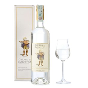 Grappa di Dolcetto Box pack  0,7l