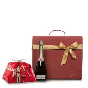 Panettone and Sparkling