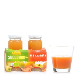 Succomio ACE plus Apple Juice 2x200 ml