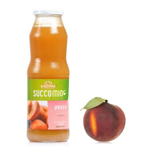 Succomio Peach Juice 0.75 l