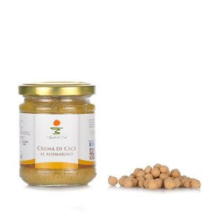 Creamed Chick Peas with Rosemary 180g
