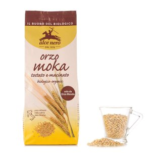Orzo Moka Bio 0.5kg Organic Barley for Moka coffee makers