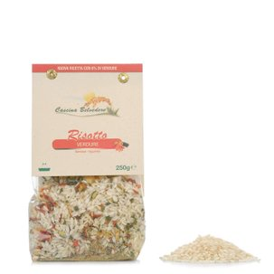 Vegetable Risotto 250g