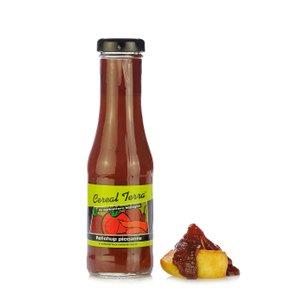 Hot ketchup 340g