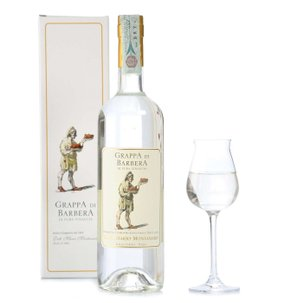 Grappa di Barbera Box pack 0.70l