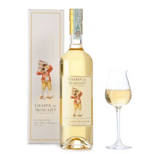 Grappa di Moscato Box pack 0.70l