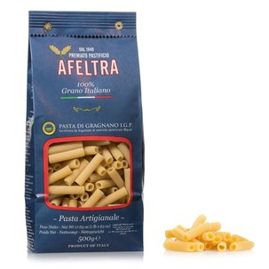 Ziti Corti Rigati 100% Italian Wheat 0.5kg