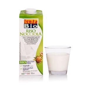 Bevanda di Riso e Nocciola Bio 1l