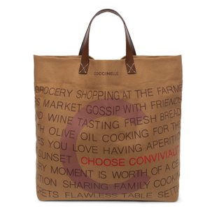 Coccinelle Shopper for Eataly