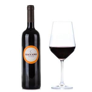 Baccano Igt 2009  0,75l