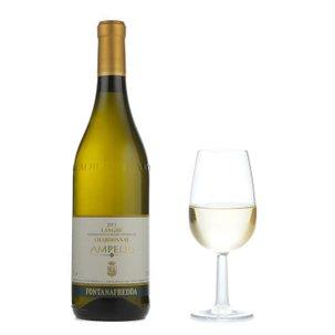 Ampelio Langhe DOC Chardonnay 2012 0.75l