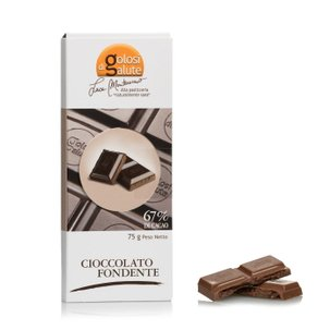 Dark Chocolate Bar 75g