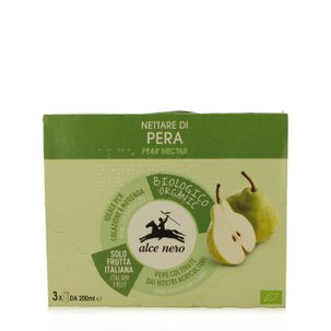 Pear Nectar 3x 200ml