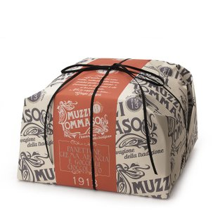 Orange and chocolate panettone  1Kg