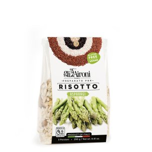 Asparagus Risotto  250g