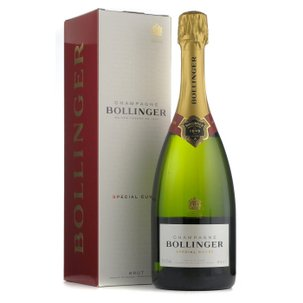 Special Cuvée Brut Champagne, Box pack